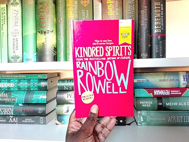 Effi reads: Kurzweilig - Kindred Spirits von Rainbow Rowell