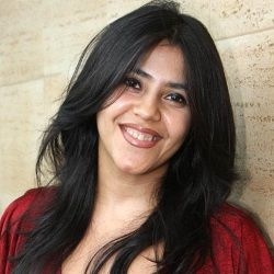 Ekta Kapoor (Indian, Television Producer) was born on 07-06-1975. Get more info like birth place, age, birth sign, bio, family & relation etc.