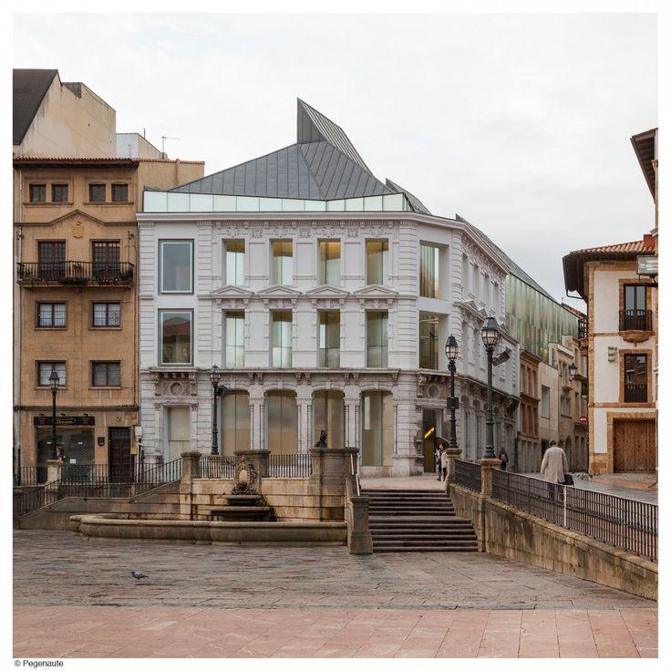 Fine Arts Museum of Asturias / Francisco Mangado