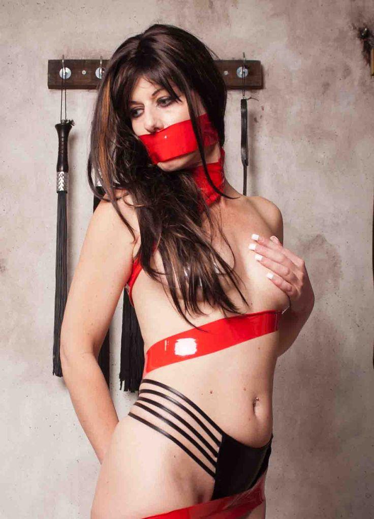 Kinky bondage tape for all your bondage needs!