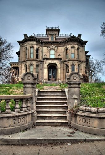 Old Victorian.