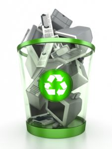Recycling #e-waste and its benefits.