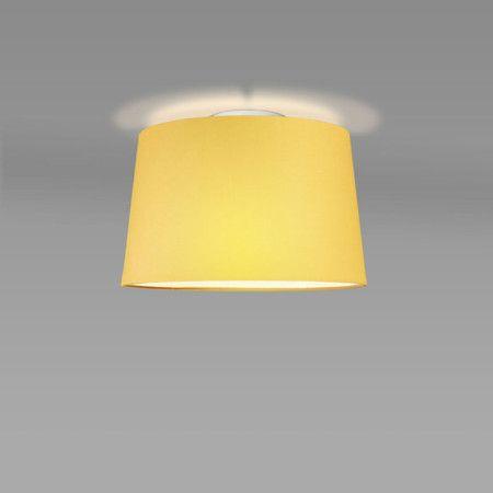 Plafon Ton 40 okrągły żółty