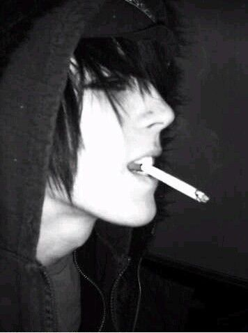 Commit Hot emo girls smoking weed like