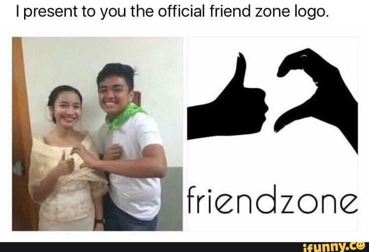 Friendzone, logo, half, heart