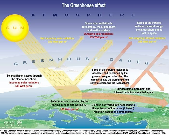 What Is Greenhouse Effect