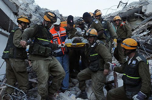 Rescue of a Haitian Man from Government Building - Find the latest news about Israel, the Syria civil war and the Middle East at http://www.israelnewsreport.net/rescue-of-a-haitian-man-from-government-building/.