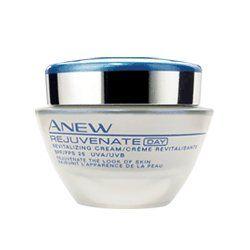 Avon, Anew Rejuvenate, Day Revitalising Cream SPF 25 (Rewitalizujący krem na dzień)