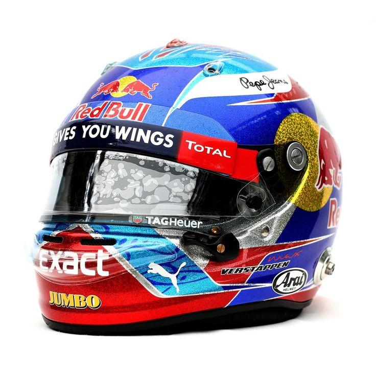 Max Verstappen - Red Bull - 2016 ...