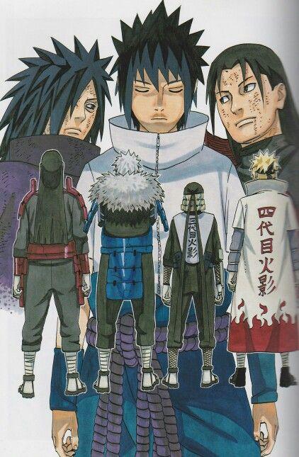 Naruto artwork