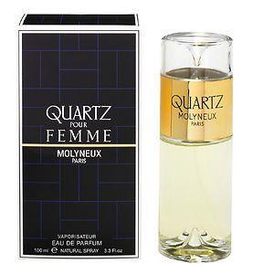 Quartz Pour Femme for Women by Molyneux EDP Spray 3.3 oz