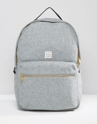 Jack Wills Broomsgrove Classic Backpack