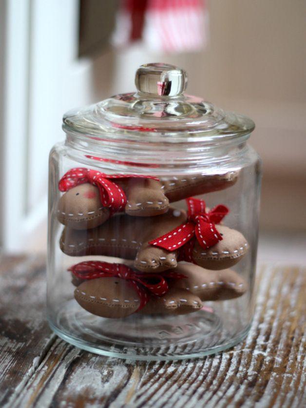 Piernikowy ludek - MaleRzeczy - Dekoracje bożonarodzeniowe