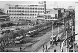Караганда. Гостиница Казахстан