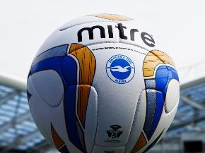 Brighton & Hove Albion FC match football #bhafc