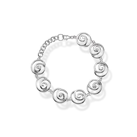 Hot Diamonds Armband Eternity Spiral