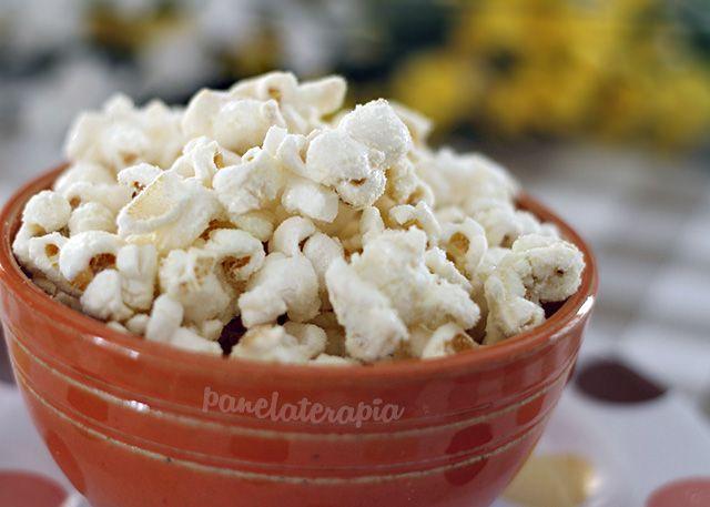 PANELATERAPIA - Blog de Culinária, Gastronomia e Receitas: Pipoca de Leite Ninho