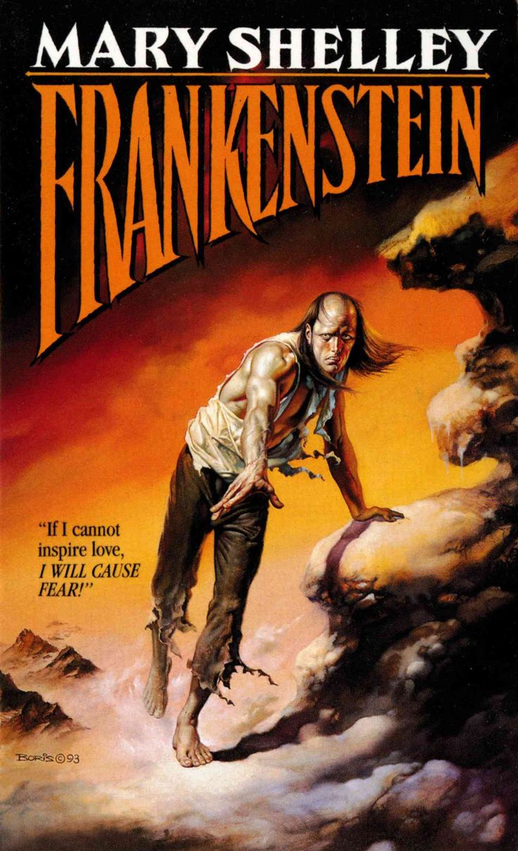 "young mary shelleys ideas of frankenstein Talk of galvanism had an obvious impact on mary shelley's creation: dr frankenstein's ""creature"" is but where did the gruesome idea of the the creature."