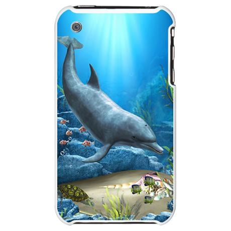 $25  Dolphin iPhone Case