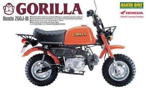 Honda Gorilla Dirt Bike 1/12 Aoshima