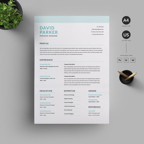 Pin by Graphic Assets on Graphic Assets Pinterest Resume cv