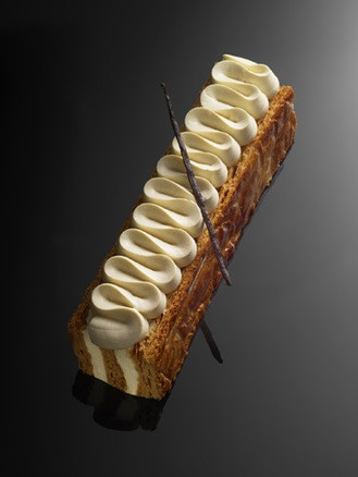 Millefeuille from Christophe Michalak