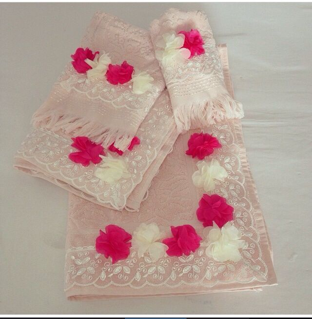 Banyo paspas takımı