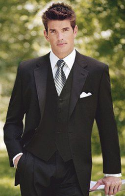 wedding picture poses groom- every girl's crazy 'bout a sharp dressed man!