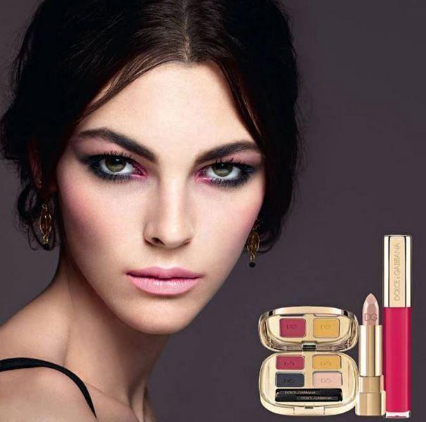 Dolce & Gabbana İlkbahar 2015 Makyaj Koleksiyonu