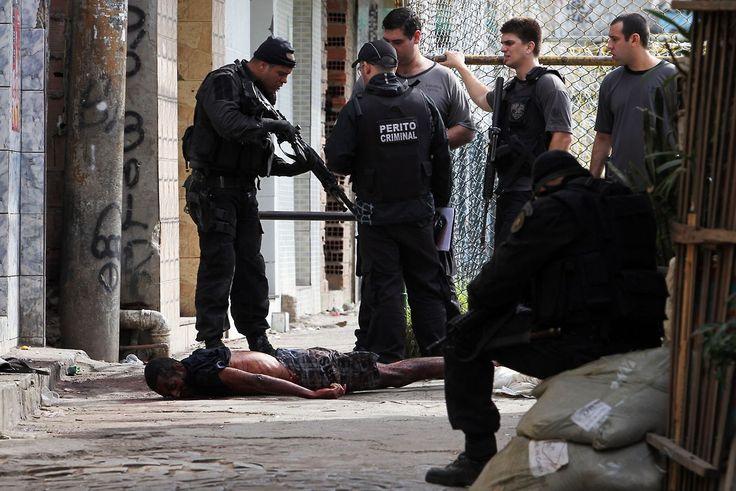 Chega A Sete O N 250 Mero De Mortos No Complexo De Favelas Da