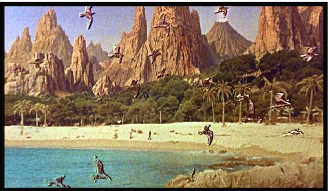 mysterious island 1961 - Google Search | Stop-Motion ...