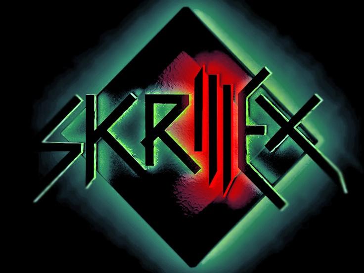skrillex | Skrillex Logo, Skrillex Logo Glow - 3D-Ring.de