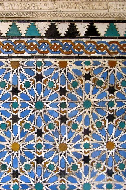 Tiles, Seville