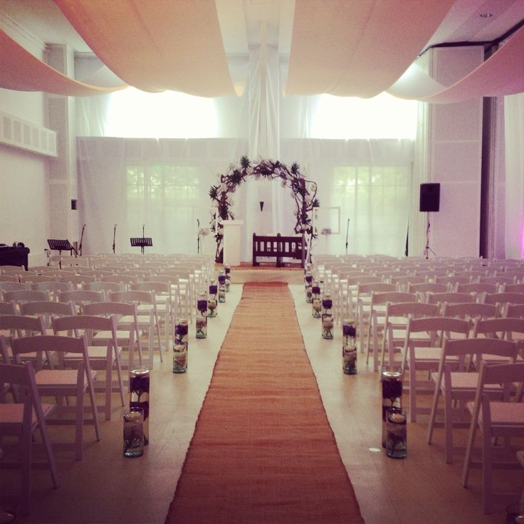 best White Folding Chairs for Wedding Reception  on Pinterest