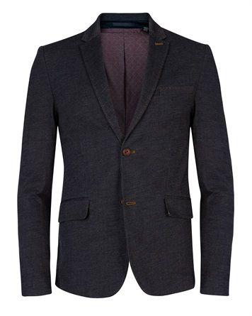 GANGZTA - Jersey blazer