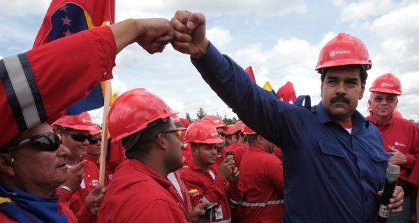 """A pesar de que su costo de producción no sobrepasa los $10 y contradiciendo la política de """"precio justo"""" aplicada a los empresarios venezolanos, Nicolás M"""