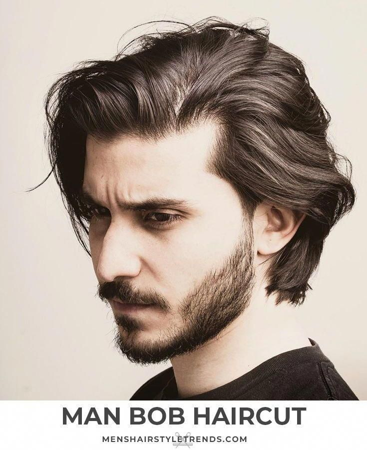 Mens Medium Haircuts Thick Hair Which Are Handsome Mensmediumhaircutsthickhair Long Hair Styles Men Mens Hairstyles Medium Latest Men Hairstyles