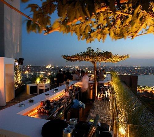 Mikla, Beyoğlu  #sightseeing #drink