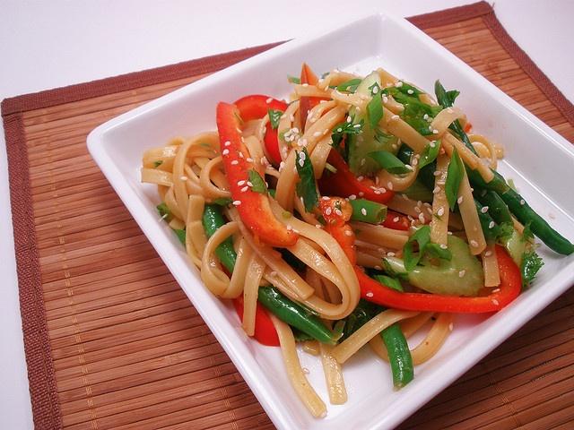 Asian Green Bean Salad 120