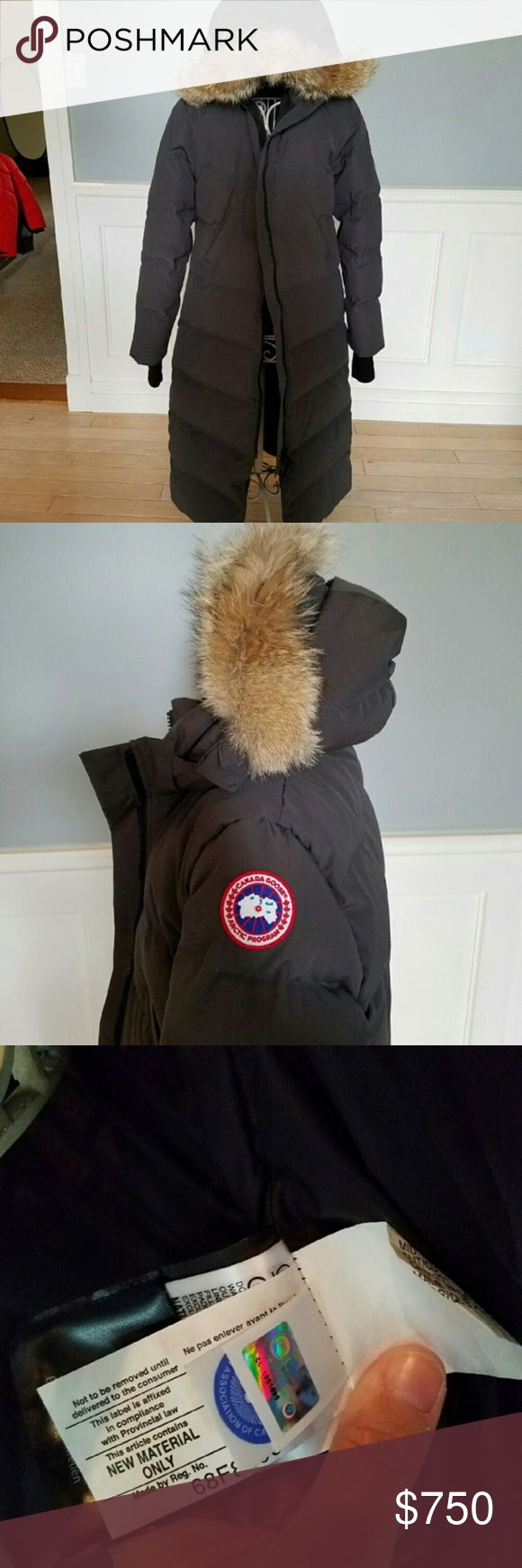 Canada goose mystique Great condition. Worn less than 20 times. The warmest jacket Canada Goose makes and I've ever owned. I am re-posting because it is sadly too late on me. Guaranteed authentic. Canada Goose Jackets & Coats Puffers