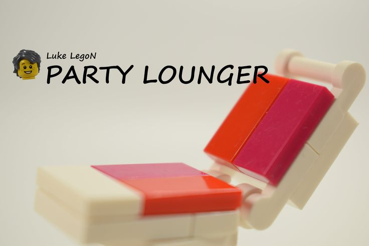 LEGO 047 Party lounger