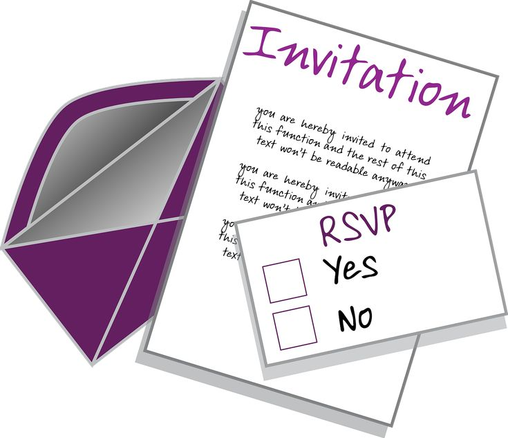 Invitations for Destination Weddings - How to Make it Easy for Guests to Check Yes!