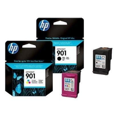 Multipack von HP für Officejet J 4500 Series (2 Patronen, Color + Black) J4500 Serie Tintenpatronen