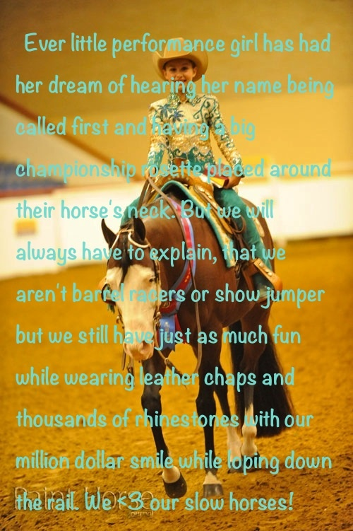 Every little horse girl! If this isn't perfection I don't know what is!