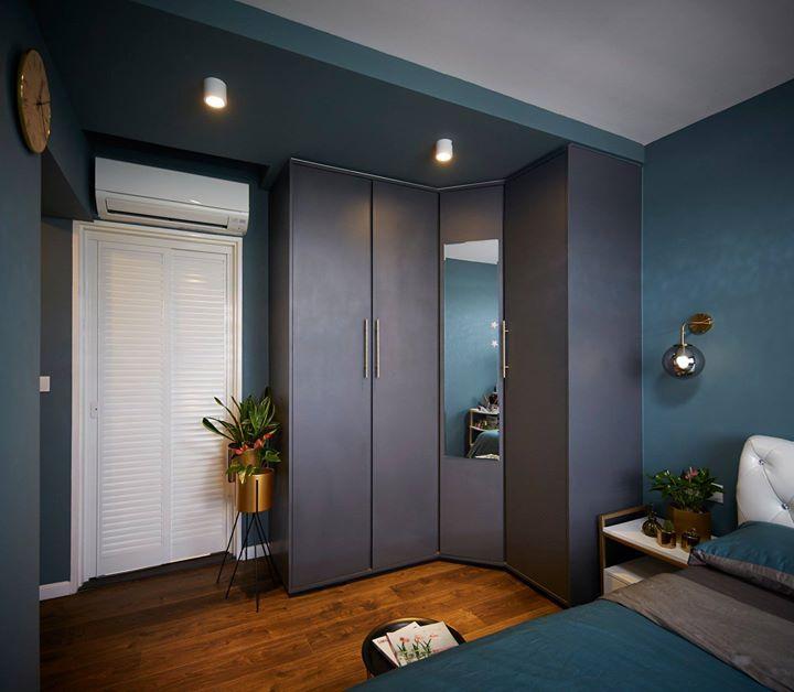 Home Design Ideas For Hdb Flats: Carpenters Interior Design Singapore BTO Design HDB Resale