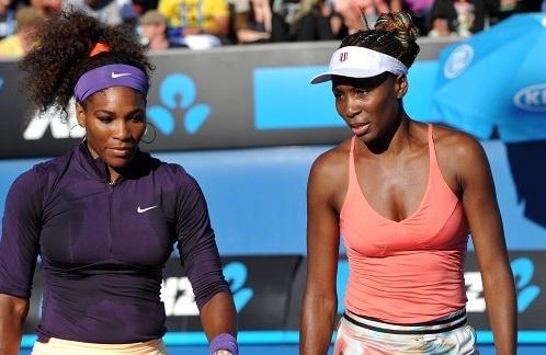 Williams Sisters Head to Head