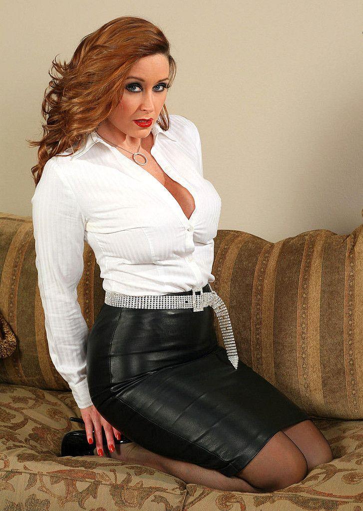 Leather ★ Skirt Leather Skirt Black Leather Skirts