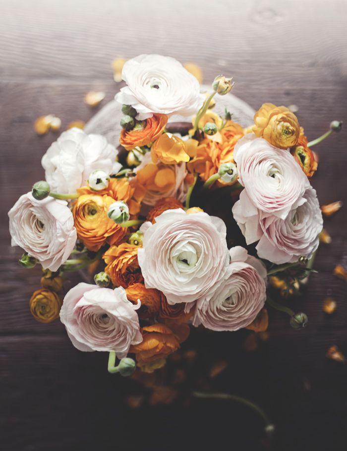Bellissimo l'accostamento dei colori! Rosa e arancione... non avrei mai pensato che potessero stare così bene insieme :-)