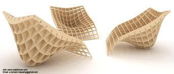 parametric design furniture - Buscar con Google