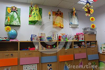 Kindergarten Class - Download From Over 36 Million High Quality Stock Photos, Images, Vectors. Sign up for FREE today. Image: 60166047